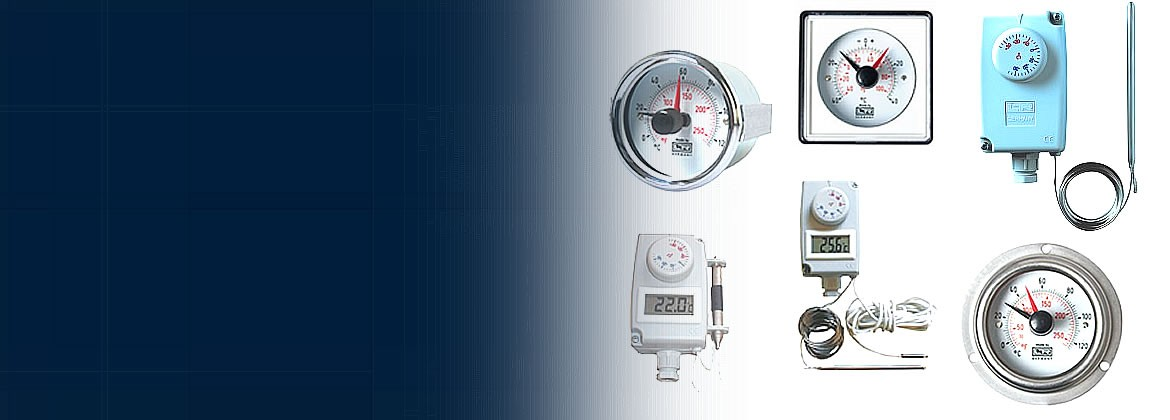 Thermostats - Telethermostat and Room Thermostats