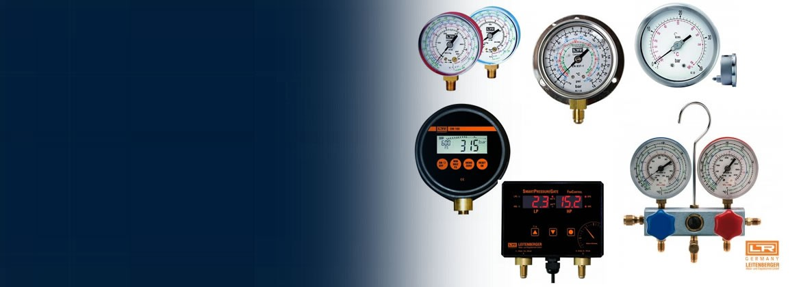 Pressure Gauges and Gates