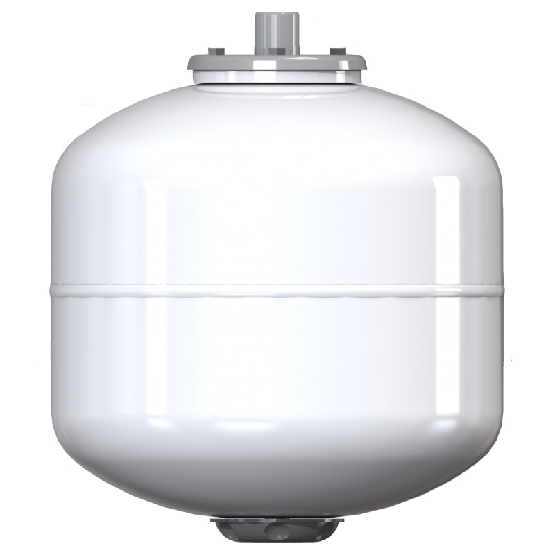 Varem Vertical Pressure tanks for potable water and pump systems wite replaceable bladder