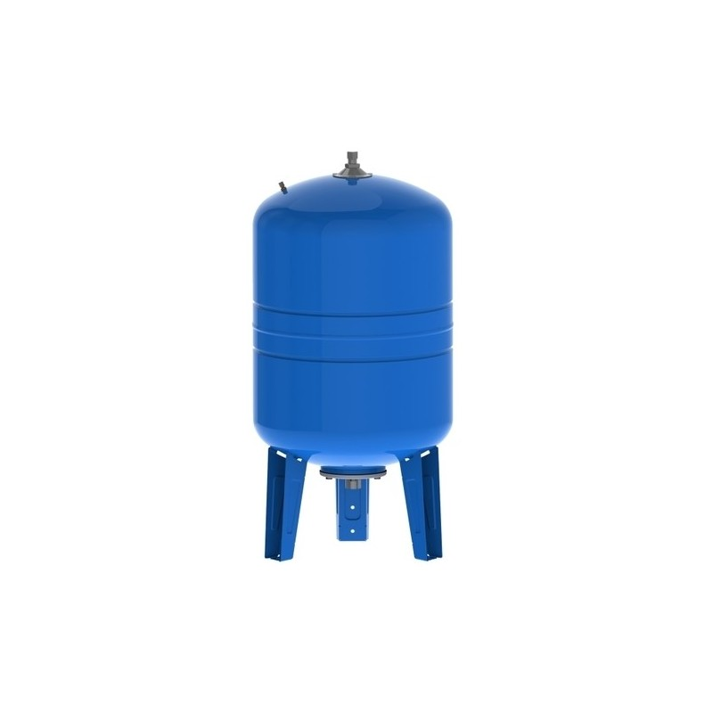 Varem Big Vertical Pressure tanks for potable water and pump systems wite replaceable bladder