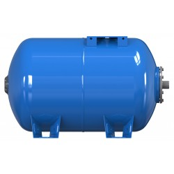 Varem Horizontal Pressure tanks for potable water and pump systems wite replaceable bladder