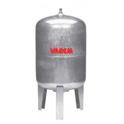 Varem Vertical St. Steel 304 Pressure tanks for potable water