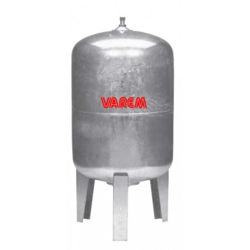 Varem Vertical St. Steel 304 Pressure tanks for potable water