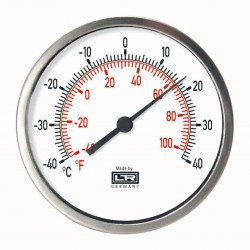 Thermometer Analog Panel MT ABS Case 2125240040 LR-50