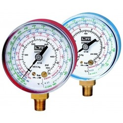Leitenberger HVAC Pressure Gauge type MB-MR