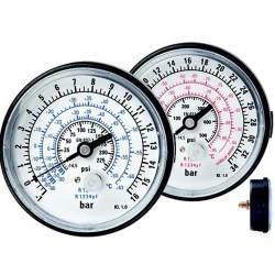 Leitenberger HVAC Pressure Gauge type MK