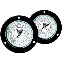 Leitenberger HVAC Pressure Gauge type MX