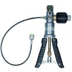 Leitenberger LPP 60 calibration pump, leitenberger Pneumatic Calibration Pump