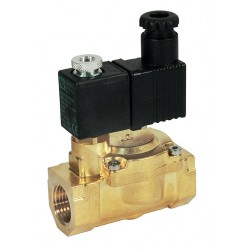 Olab 18020 General Purpose Solenoid Valve Pilot Operated NC