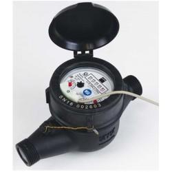 Leitenberger SPG501 Control de ventilador de puerta de presión inteligente HVAC
