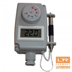 Room Thermostat RTC 01 and LCD-Display