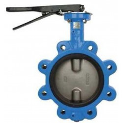 "Bonomi DAN500N butterly valve with double acting actuator 2"" to 6"""