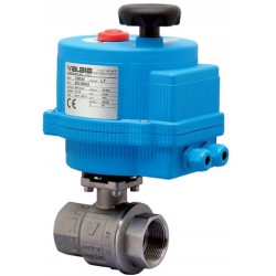"""Bonomi 8E064-01 2-way Actuated Brass Valve Sizes ¼"""" to 4"""" FP Battery"""