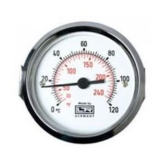 Los termómetros