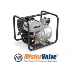 Gasoline & Diesel Water Pump