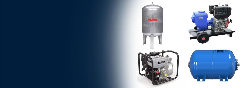Pressure tank – Gasoline & Diesel Pump