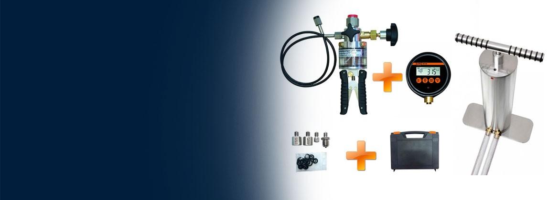 Transfilling Pump – Calibration pump